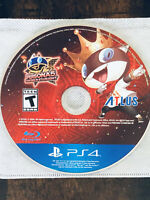 PS4 Persona 5 Dancing in the Starlight Video Game Disc (DISC ONLY) PlayStation 4