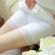 Womens Safety Shorts Soft Lace Seamless Breathable Leggings Pants Shorts  STUK
