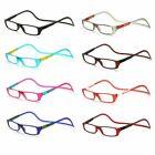 Magnetic Reading Glasses Men Women Adjustable Hanging Neck Magnet Front glasses