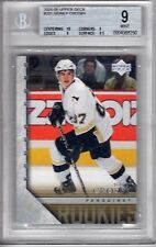 Sidney Crosby RC 2005  Upper Deck   #201  BGS 9 Rookie PENGUINS Hockey
