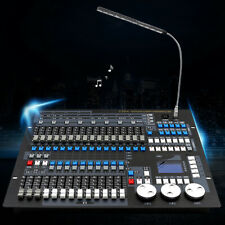1024 Channels DMX512 Controller Console For Stage Light Party DJ Laser Operator