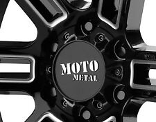 Moto Metal 991 Gloss Black Center Cap fits 6x135 Ford Lincoln Wheels ONly