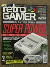 RETRO GAMER Magazine GUIDE Classic GAMES No 211 PLAYING WITH SUPER POWER Cricket