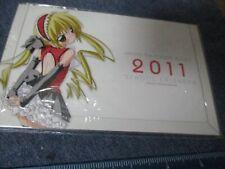 Hayate the Combat Butler Japan Anime 2011 School Calendar