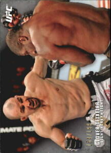 2015 Topps UFC Knockout Silver #6 Glover Teixeira /199