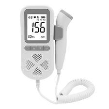 Prenatal Fetal Doppler Baby Heart Monitor Heartbeat Sonoline B Ultra