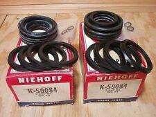 1967 1968 Buick GS 400 Oldsmobile 4-4-2 Firebird disc caliper rebuild kits NOS!