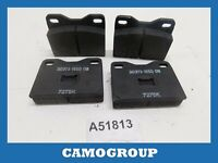 Pads Brake Pads Rear Textar For MERCEDES Vito