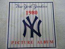 New York Yankees, 1980 Photo book