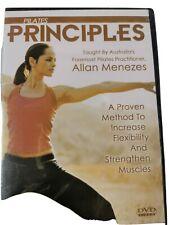 Pilates Principles DVD