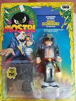 GIG La fabbrica dei mostri Professor OCCHIODURO anno 1994 visto in TV NUOVO.