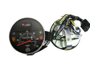 Speedometer Black Star Vespa PX LuSSo 80-200