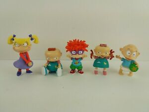 Rugrats Viacom 2017 Just Play LOT OF 5 Figures
