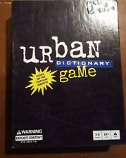 Urban Dictionary Slang The Game Adult Card Party Game, Explicit Content ☆☆☆