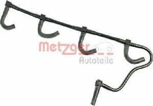 Original metzger Hose Leckkraftstoff 0840093 For Dacia Nissan Renault