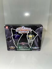 Power Rangers Morphicon 2014 Ranger Keys-Lightspeed Titanium & Jungle Fury Wolf