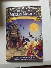 Magic Tree House (R) Merlin Mission: Haunted Castle on Hallows Eve 2 by Mary Po…