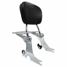Backrest Sissy Bar W/Luggage Rack For 94-03 Harley Sportster 1200 Sport XL1200S
