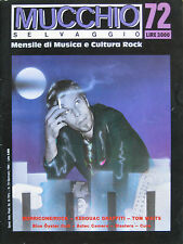 MUCCHIO 72 1984 Tom Waits Morricone Blue Oyster Cult Cure Blasters Atzec Camera