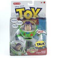 Disney Pixar Toy Story Buzz LightYear Deluxe Talking Figure Mattel HG2
