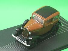 Opel P4 1:43 Ixo Opel-Collection Vorkriegsmodell Modellfahrzeug Modellauto