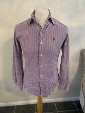 Ralph Lauren Shirt Custom Fit Small
