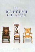 100 Britisch Stühle von Bearbeitet von Dr.Adam Bowett, Neues Buch, Gratis