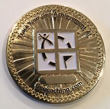 Track Your Geo Achievement At  GeoCaching.com Powertrail Veenendaal Coin Medal
