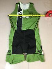 Borah Teamwear Womens Tri Triathlon Suit Large L (6910-152)