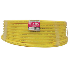 Gas Pipe Natural Gas and Propane Polyethylene Line Underground 100 ft. 1/2 in.