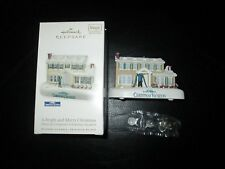 Hallmark 2010 National Lampoon Christmas Vacation Lights Griswald House Ornament