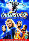 Fantastic Four - The Rise Of The Silver Surfer (DVD, 2007)