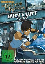 DVD *  DIE LEGENDE VON KORRA - BUCH 1 - LUFT - VOLUME 1  # NEU OVP +