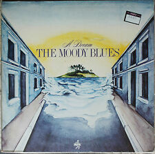 "THE MOODY BLUES ""A DREAM""   33T  2LP"
