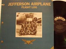 JEFFERSON AIRPLANE Flight Log 77USA 1st press PSYCH LP