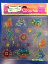 Wizards of Waverly Place Disney Kids Birthday Party Favor Stickers Cool Clings