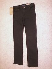 Ralph Lauren new girls black stretch jean size 10 NWT