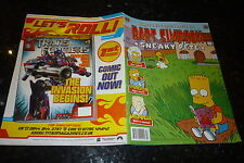 SIMPSONS Comics Presents BART SIMPSON - Vol 1 - No 23 - Date 2007 - Bongo Comics