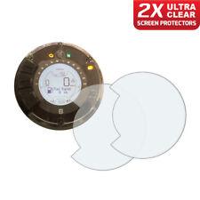 2 x Husqvarna Svartpilen 401 701 2018+ Dashboard Screen Protectors: Ultra Clear