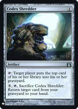 Codex Shredder FOIL Mystery Booster NM MTG