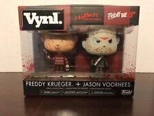 Freddy vs. Jason Vynl Vinyl Figures 2-Pack Funko
