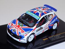 1/43 IXO Peugeot 207 S2000  Winner of 2009 Brazil Rally Car #05  Auriol RAM368