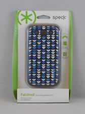 Speck SPK-A1432 FabShell Fabric-Backed for Samsung Galaxy S3 - FishyScales Blue