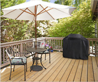 "52"" BBQ Grill Cover Gas Heavy Duty Home Patio Garden Storage Waterproof Outdoor"