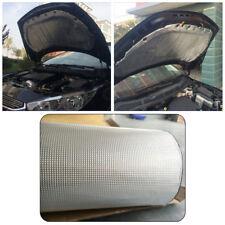 Fibre Car Engine Bay Bonnet Insulation Noise Hood Sound Proofing Heat
