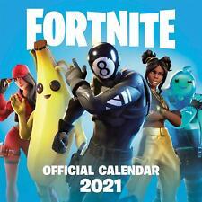 Fortnite 2021 Calendar Official Square Wall Calendar