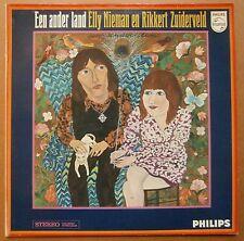 LP Elly Nieman En Rikkert Zuiderveld – Een Ander Land Rare Dutch Psych Folk