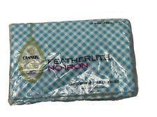 Cannon Royal Family Featherlite No Iron Twin Fitted Sheet 39X76 Style 259 New