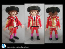 Playmobil espectacular TORERO  BULLFIGHTER medieval piratas va