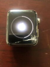 Apple Watch Series 3 42mm Stainless Steel Case (GPS + Cellular)